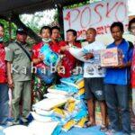 PSMTI Salurkan Bantuan Korban Banjir