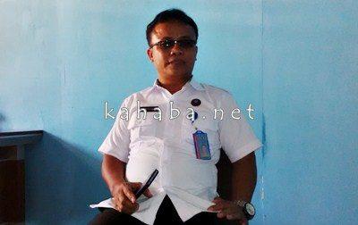 Plt Kepala BNNK Bima Fery Priyanto. Foto: Bin