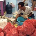 IITCF Sebar 5.000 Bungkus Nasi untuk Korban Banjir