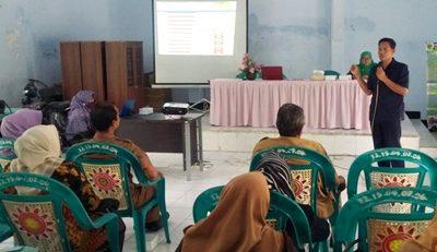 Rapat advokasi gizi di Dikes Kabupaten Bima. Foto: Hum