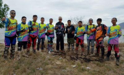 SMC Adventure bersama Wakil Bupati Bima. Foto: Dok. STIE Bima