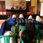 UKM Biru 09 STIE Bima Gelar Seminar Budaya Perang Ngali