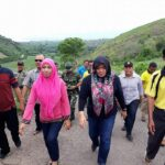Bupati Bima Cek Dampak Bencana di Palibelo dan Sanggar