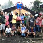 Alumni SMAN 1 Angkatan 92 Salurkan Bantuan Korban Banjir