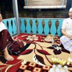 Syafrudin DPR RI Dikunjungi Wawali Bima