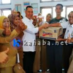Rudy Bantu Sekolah Terdampak Banjir