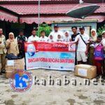 BSMI Bantu Siswa SLB Terdampak Banjir