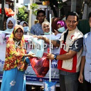 BSMI Salurkan Bantuan Korban Banjir