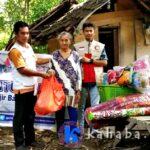 Rukayah, Nenek Miskin Terdampak Banjir ini Terima Bantuan BSMI
