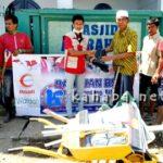 BSMI Salurkan Alat Kebersihan untuk Masjid Terdampak Banjir