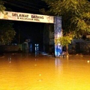Banjir Meluap, Jenazah di Dara Gagal Dikubur