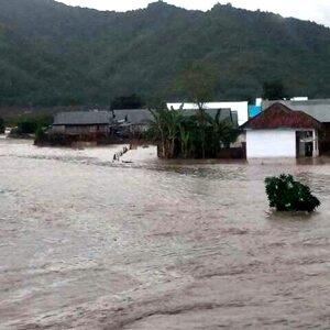 BPBD Sebut Baru 2 Desa Terdampak Banjir