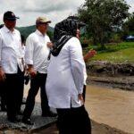 Bupati dan Wabup Pantau Desa Terdampak Banjir