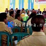 Dewan Dapil IV Reses di Kecamatan Wawo