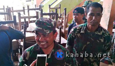 100 TNI Lengkap dengan Alat Berat Akan Tiba di Kota Bima