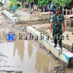 Bersihkan Sekolah, TNI Kerahkan Semua Personil