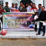 Fokus Bidom UNM Bantu Korban Banjir Kota Bima