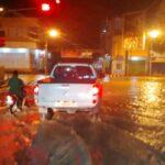 Banjir di Dara dan Paruga Mulai Surut