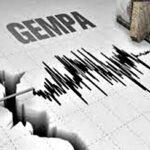 Gempa Tektonik 5,4 SR Guncang Bima