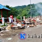 Pasca Banjir, Kawasan Ule Jadi Tempat Sampah