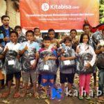 Seminggu Terakhir, PKPU Fokus Distribusikan Paket Sekolah