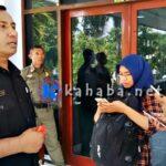 Keluyuran, Tiga PNS dan Siswi Terjaring Razia Pol PP