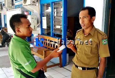 Gaji Guru Dipotong, Alwi Siap Berikan Klarifikasi