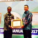 Pemkot Bima Raih Penghargaan WTN