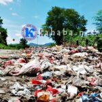 Sampah di Dua Lokasi Ini Bikin Mual