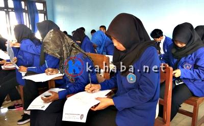 Ujian Semester STIE Bima Berakhir