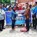 PB PMII Salurkan Bantuan Untuk Korban Banjir