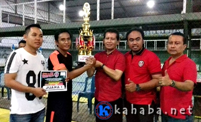 UJF Cup V, Farzadit Dompu Raih Juara