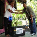 Lagi, IKBDM Timika Salurkan Bantuan Korban Banjir