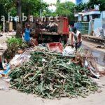 Tumpukan Sampah di Lewirato Mulai Diangkut