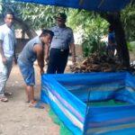 Polisi Bubarkan Judi Sabung Ayam di Kodo