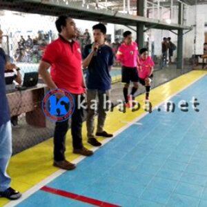Cari Bibit Atlet Futsal Profesional, UJF Cup V Digelar