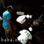 Relawan FPI Jibaku dengan Lumpur Banjir di Paruga