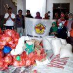 Terkumpul Uang Rp 277 Juta, KEPMA Bima – Yogyakarta Bantu Korban Banjir