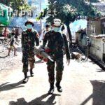 Pasca Banjir, TNI Fogging Bunuh Nyamuk DBD