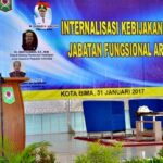 Sosialisasi dan Internalisasi Pembinaan dan Pengembangan Jabatan Fungsional Arsiparis Digelar