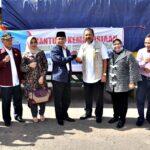 Pemkot Mataram Bawa Bantuan 3 Truk Fuso untuk Kota Bima