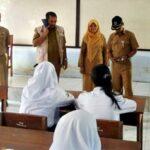 Hari Pertama Sekolah, Nurmah: Pelajar Harus Tetap Belajar