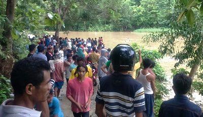 Jasad Korban Tenggelam di Bombo Ncera Masih Terus Dicari