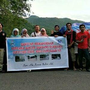 BCC Bersama Kahaba.net Distribusi Bantuan ke Sumbawa