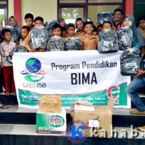 BSMI Serahkan Bantuan Lazis PJB ke Sekolah Terdampak Banjir