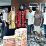 Bupati Bantu warga Bima Korban Banjir di Sumbawa