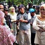 Bupati Bima Tinjau Korban Angin Puting Beliung di Wera