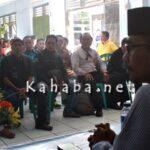 HM Lutfi Sosialisasi 4 Pilar untuk Wartawan
