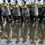 Amankan Desa Risa-Dadibou, Dua Peleton Polisi Disiagakan