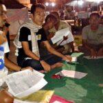 Komunitas Pedagang Kuliner di Serasuba Tolak Direlokasi